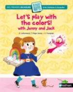 JENNY AND JACK - LET'S PLAY WITH COLORS !